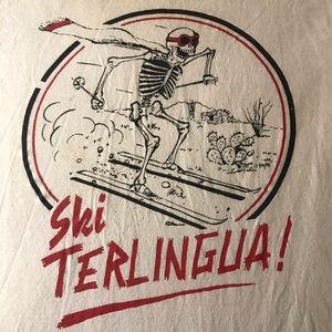 Vintage Ski Terlingua! Tee